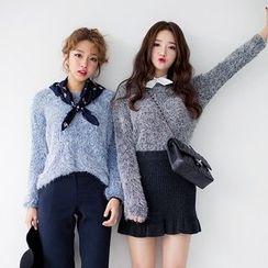 Polaris - Melange Sweater