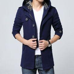 Alvicio - Hooded Jacket