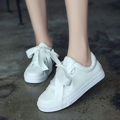 Shoeland - Bow Sneakers
