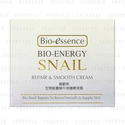 Bio-Essence - Bio-Energy Snail Repair & Smooth Cream