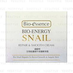 Bio-Essence 碧歐斯 - 生物能量蝸牛修護嫩滑霜