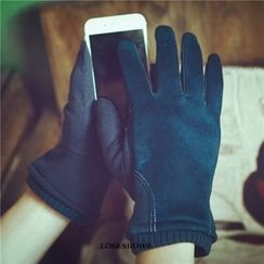Lose Show - Paneled Gloves