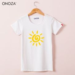Onoza - Short-Sleeve Printed T-Shirt