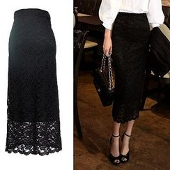 Flore - Lace Skirt