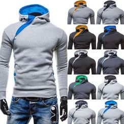 Blueforce - 斜拉鏈連帽衫