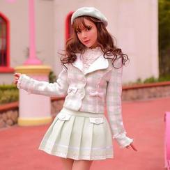 Candy Rain - Woolen Blazer