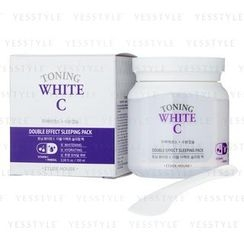 Etude House - Toning White C Double Effect Sleeping Pack