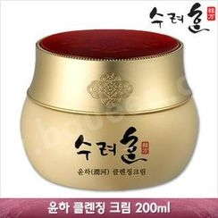 Sooryehan - Yunha Cleansing Cream 200ml