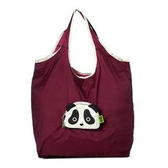 Morn Creations - Panda Eco Bag (L)