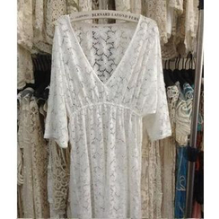Dream a Dream - Lace Cover-up