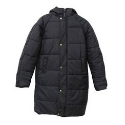Mr. Cai - Hooded Padded Zip Coat