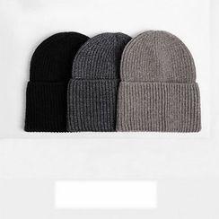 匡亿 - 罗纹针织帽