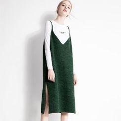 Halona - Sleeveless Dress