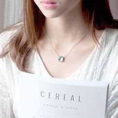 Gemma - 水晶項鏈