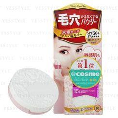 黑龙堂 - Point Magic Pro 毛孔遮瑕保湿蜜粉饼 (#03 健康肤色)