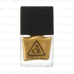 3 CONCEPT EYES - Nail Lacquer (#GD01)