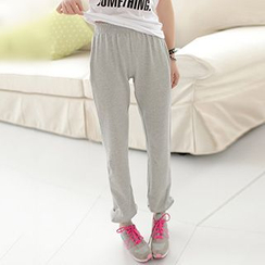 Lina - Plain Sweatpants