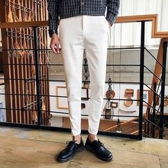 T for TOP - Slim-Fit Pants
