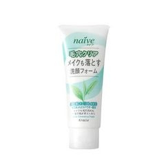 Kracie - Kracie Naive Deep Cleansing Foam (Green Tea)