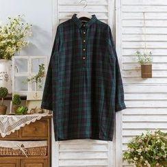Rosadame - 格子长衬衫