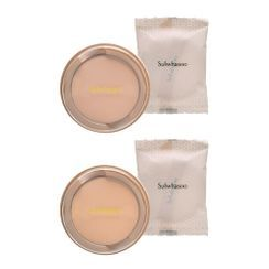 Sulwhasoo - 2016 New : Lumitouch Twin Cake Refill Only SPF30 PA+++ (#21 Natural Beige)