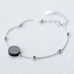 A'ROCH - 925 Sterling Silver Scallop Bracelet