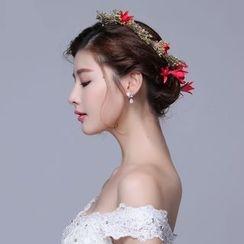 Suaylla - Floral Tiara