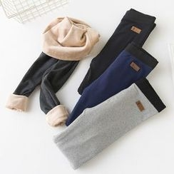 della molla - Fleece Lined Leggings