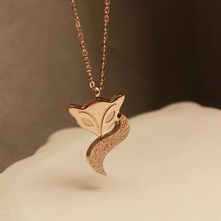 Love Generation - Fox Necklace