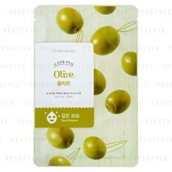 Etude House - New I Need You, Olive! Mask Sheet