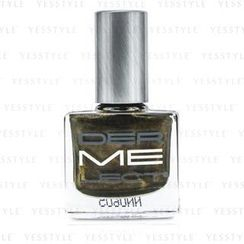 DERMELECT - ME Nail Lacquers - Decadence (Metallic Espresso With Green Undertone)