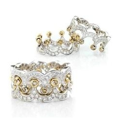 Nanazi Jewelry - Crown Ring