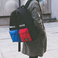 Seok - Color Panel Backpack