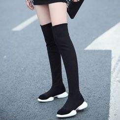 JY Shoes - Over-the-Knee Boots
