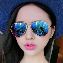 Pompabee - Aviator Sunglasses