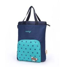 Ausqi - Kids Printed Canvas Tote