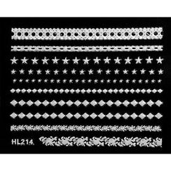 Maychao - Nail Sticker (HL214)