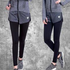 Demiel - Yoga Pants