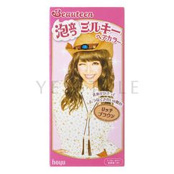 hoyu - Beauteen Bubble Hair Color #Rich Brown