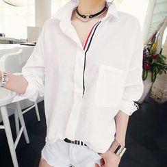 NANING9 - Cotton Shirt