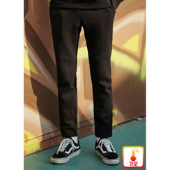 JOGUNSHOP - Brushed-Fleece Lined Sweat Pants