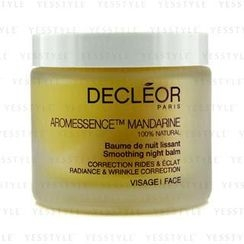 Decleor 思妍麗 - Aromessence Mandarine Smoothing Night Balm