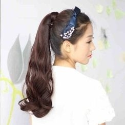 fama - Ponytail Extension - Wavy