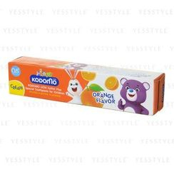 LION - Kodomo Xylitol Plus Special Toothpaste for Children (Orange)