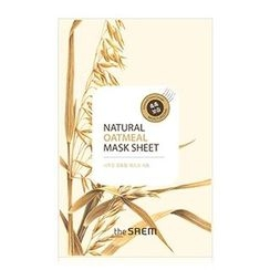 The Saem - Natural Oatmeal Mask Sheet 1pc