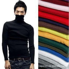 uninukoo - Long-Sleeve Turtleneck Top