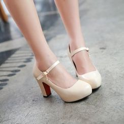 Shoes Galore - Mary Jane Pumps