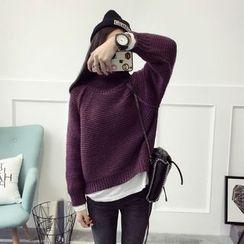 Qimi - Chunky Knit Sweater