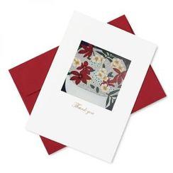 iswas - Korea Folk Thank You Card