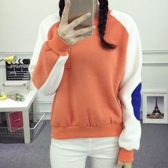 Ukiyo - Color Block Sweatshirt